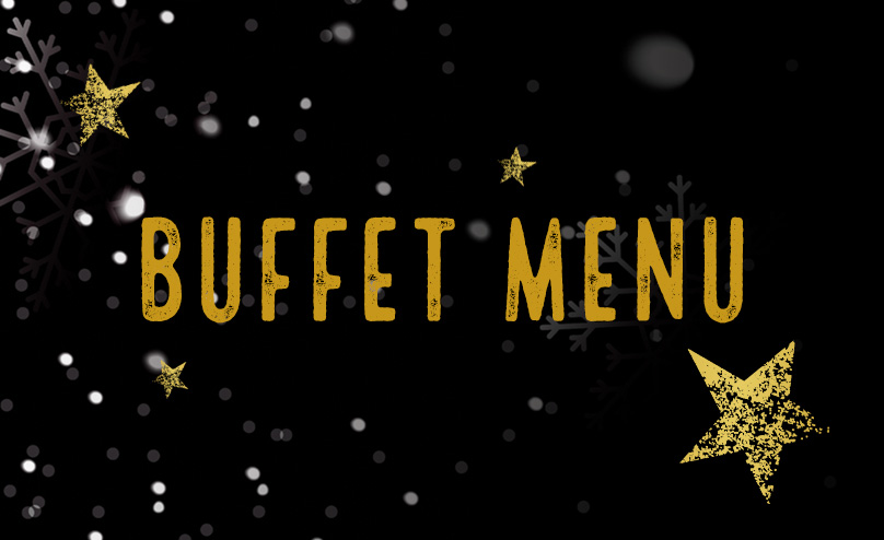 Buffet at The Tron