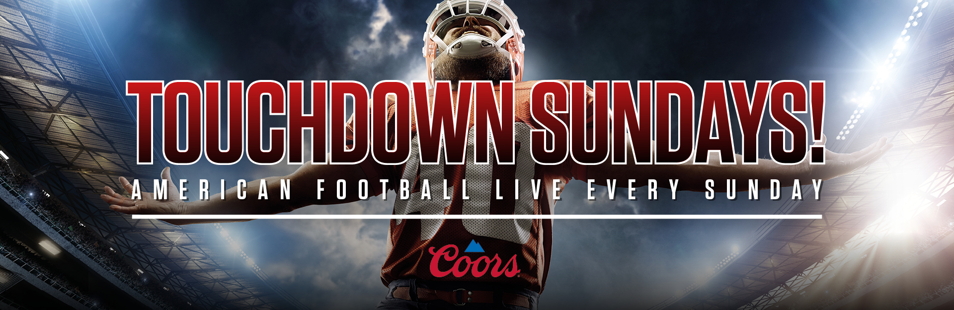 Watch NFL at The Tron