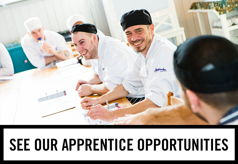 Apprenticeships at The Tron