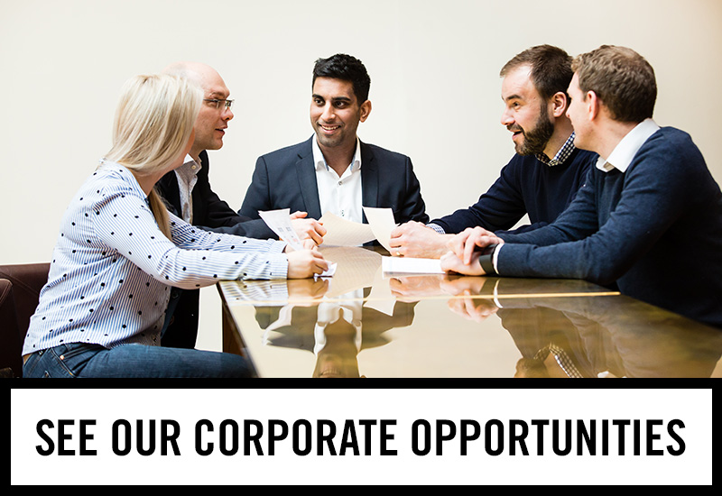 Corporate opportunities at The Tron