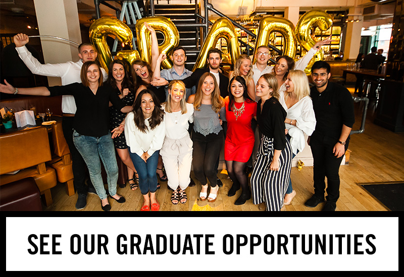 Graduate opportunities at The Tron