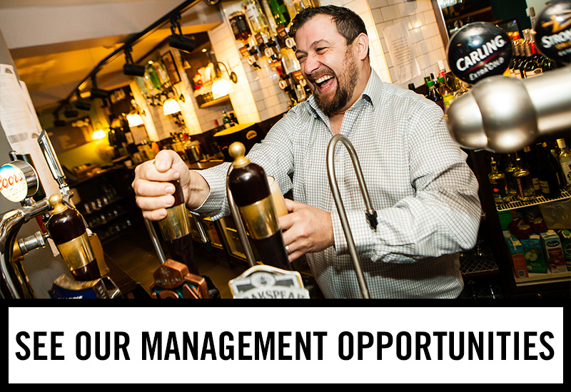 Management opportunities at The Tron