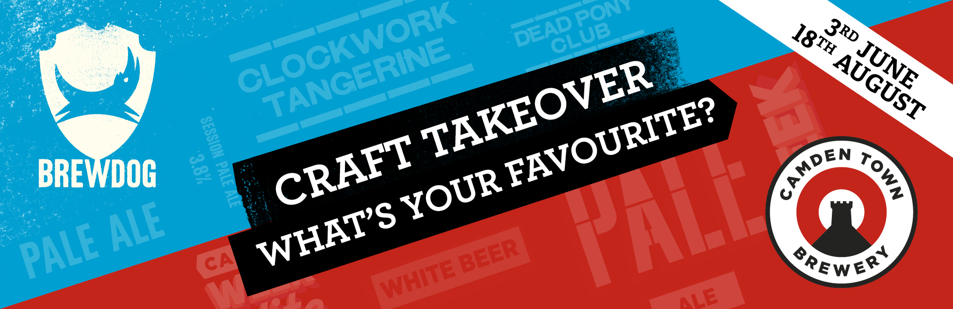 Craft Takeover at The Tron